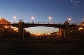 Pont per a vianants sobre el barranc - Color - 4.3 - 1600x1200