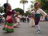 Dansetes del Corpus. Ball dels Nanos