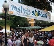 Este diumenge 26 la Pl. Major acull una nova edició del Rastro Solidari