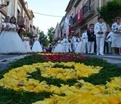 La Festa del Corpus plenà els carrers d'emoció i tradició