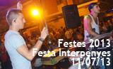 Festes 2013. Festa Interpenyes QQGroup
