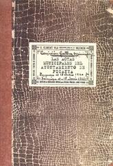 Las actas municipales del Ayuntamiento de Picanya (15-7-1940/15-6-1941)