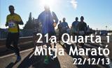 21a Quarta i Mitja Marató