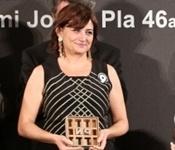 Carmen Amoraga guanya el Premi Nadal