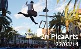 2a PicaArts, mostra d'arts teatrals de carrer a Picanya