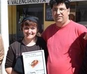 El Bar Canari guanya el premi a la millor tapa
