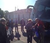 Una delegació picanyera visita Panazol en estos dies