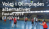Olimpiades alternatives i voleibol