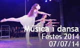 Espectacle de música i dansa