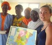Llibres picanyers per a aprendre a Senegal