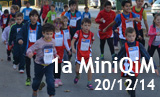 """Imatges de la 1a edició de """"La MiniQiM"""""""