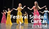 Festival solidari Caritas. Danses, folklore i ballet