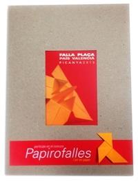 Falla Pl. País Valencià. 1r Premi Llibret Faller
