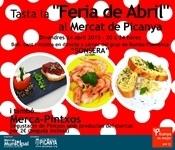 """Tasta tot el sabor de la """"Feria de Abril"""" al Mercat de Picanya"""