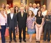 Josep Almenar pren possessió com a Alcalde