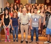 36 estudiants fan pràctiques formatives a l'Ajuntament durant l'estiu