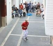 La pilota valenciana torna a volar pel carrer Major
