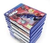 PlayStation 4 arriba a la Biblioteca
