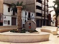 Pl. País Valencià, construcció