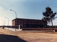 Escola Ausiàs March, construcció