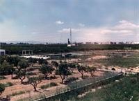 Inici del procés de construcció del Poliesportiu Municipal
