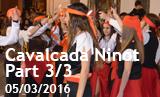 Cavalcada del Ninot 2016. Part 3 de 3.