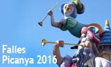 Falles Picanya 2016. Monuments