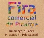 El diumenge 10 d'abril, Fira Comercial