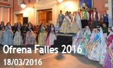 Ofrena Falles Picanya 2016