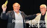 Acte de lliurament del 9é Premi Picanya Llig