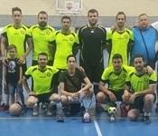 """""""Los 12 apostoles"""" guanyen la lliga local de Futbol Sala"""