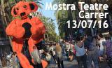 10a Mostra de Teatre de Carrer i Música de Cercavila