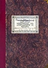Las actas municipales del Ayuntamiento de Picanya (31-8-1942/30-8-1944)