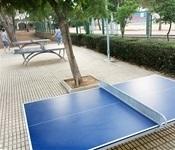 Ara, també, tenis de taula al Poliesportiu