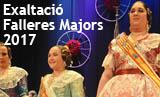 Exaltació Falleres Majors 2017