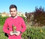 L'àrbitre picanyer Alejandro García Cebrían guardonat per salvar la vida d'un jugador