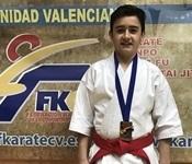 Un karateka picanyer estarà al campionat d'Espanya