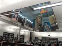 Obres de l'Art al Carrer a la Universitat