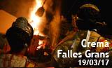 Cremà Falles Grans 2017