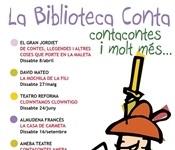 Més contes a la Bilioteca els dissabtes de matí
