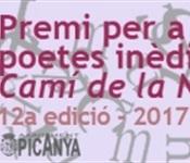 """Convocat el 12é premi de poesia """"Camí de la Nòria"""""""