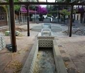 Renovació de la Font de la Plaça Major
