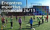 foto galeria encontres esportius comarcals 26 11 2012