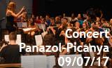 Concert conjunt Picanya-Panazol