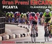 Demà cursa ciclista en honor a la Mare de Déu de Montserrat