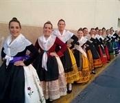Sisena temporada de folklore valencià a Picanya