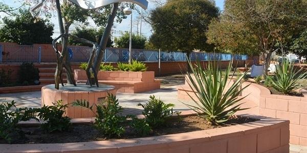 Renovació de l'enjardinament del Parc de les Albízies