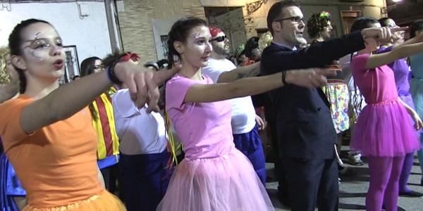 FALLES 2017 - Cavalcada Ninot  - Falla Barri del Carme
