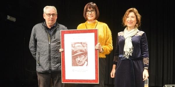 Lliurament del 37é Premi Enric Valor de narrativa juvenil