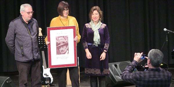 37é Premi Enric Valor de Narrativa Juvenil.